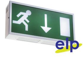 ELP-MetaLED-Exit-Sign
